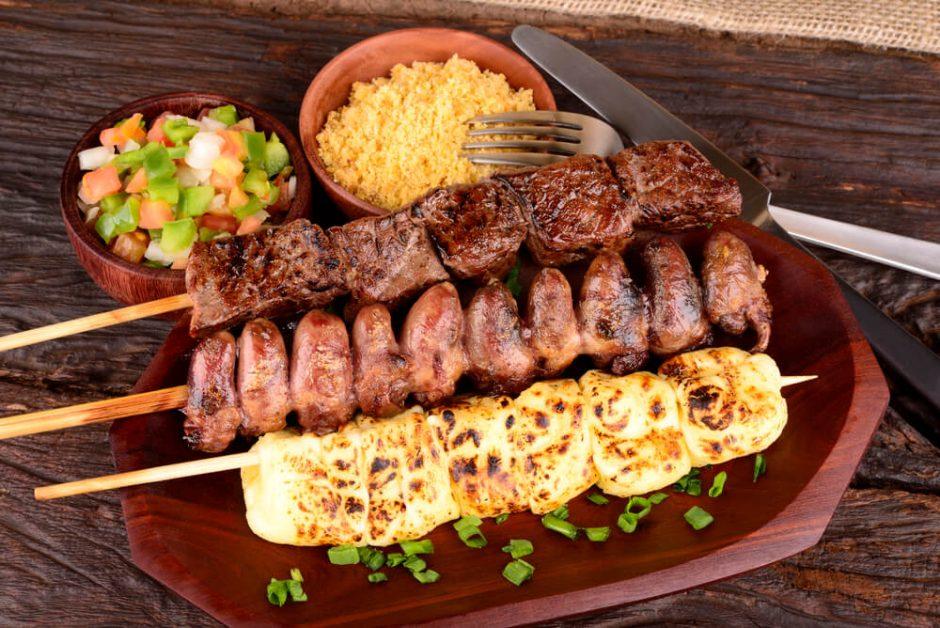 carne para churrasco