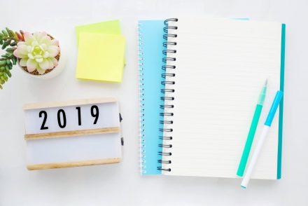 Metas para 2019: confira dicas de como manter e conquistá-las