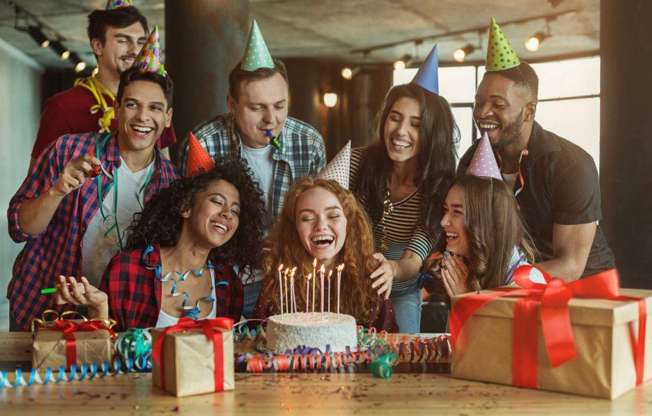 ideias de presentes de aniversário