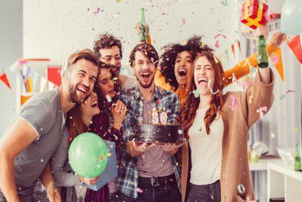 quanto custa uma festa de aniversario