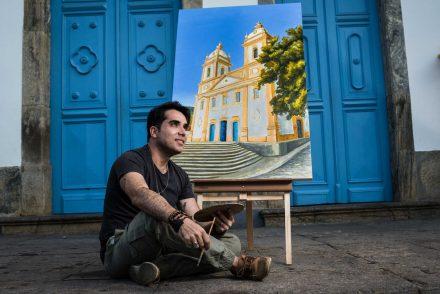 como vender arte