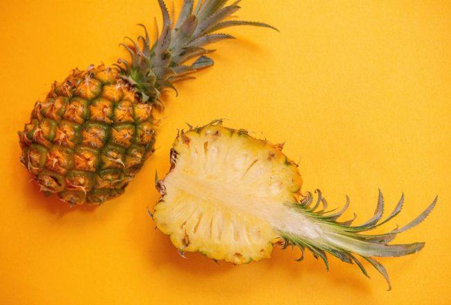 Imagem de um abacaxi