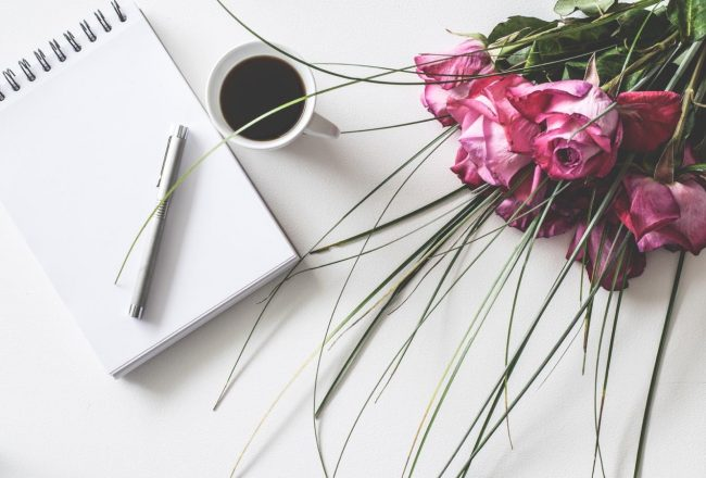 Lista de presentes de casamento: lista e flores